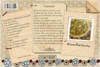 Recipe Card Bacon Brie Quiche