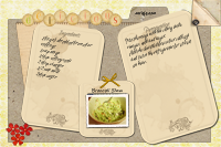 Broccoli Slaw Recipe Card