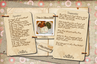 Mac and Cheese Salad Recipe Card