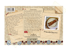 Recipe Card Frikandel