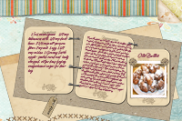 Recipe Card Olie Bollen