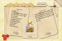Recipe Card Pico de Gallo