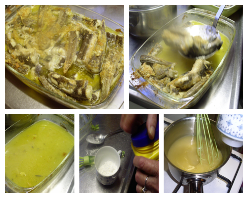 paling%20storyboard%203 Eel (paling) baked  with Mustard Sauce (Dutch)