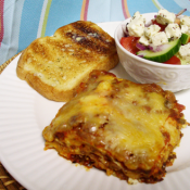 thumbs lasagna Beef