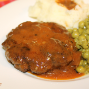 thumbs salisbury steak Beef
