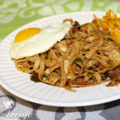 thumbs bahmi goreng Pork