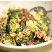 Famous Dave Broccoli Salad