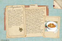 Recipe Card Jambalaya