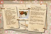 Mac and Cheese Salad Recipe Card