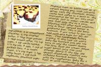 Raspberry Cheesecake Brownies Recipe Card