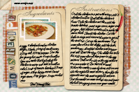 Recipe Card Foo Young Hai