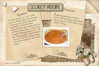 Recipe Card Wendy's Chili