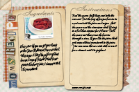 Recipe Card StoofPeertjes