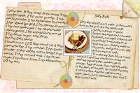 Sate Babi Recipe Card