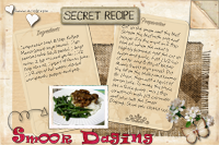 Recipe Card Smoor Daging