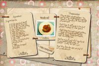 Meatloaf Recipe Cardsm