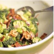 Famous Dave Broccoli Salad