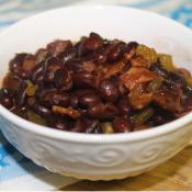 BBQ Black Beans