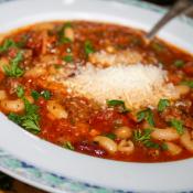 Olive Garden Fagioli Soup