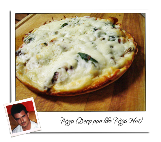 Pizza Hut Deep Pan