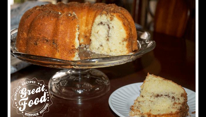 New England Coffee Cake