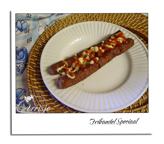 Frikandel (Dutch)