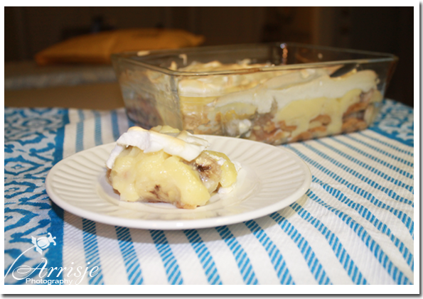 Traditional Banana Pudding